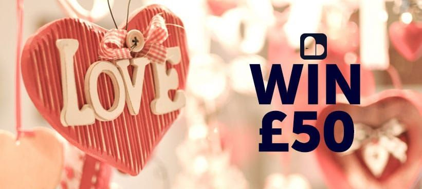 WIN £50 Love to Shop Voucher