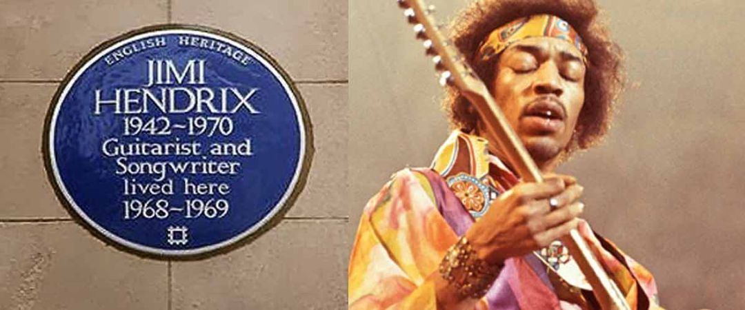 Jimi Hendrix's London Flat Has Been Turned Into a Museum