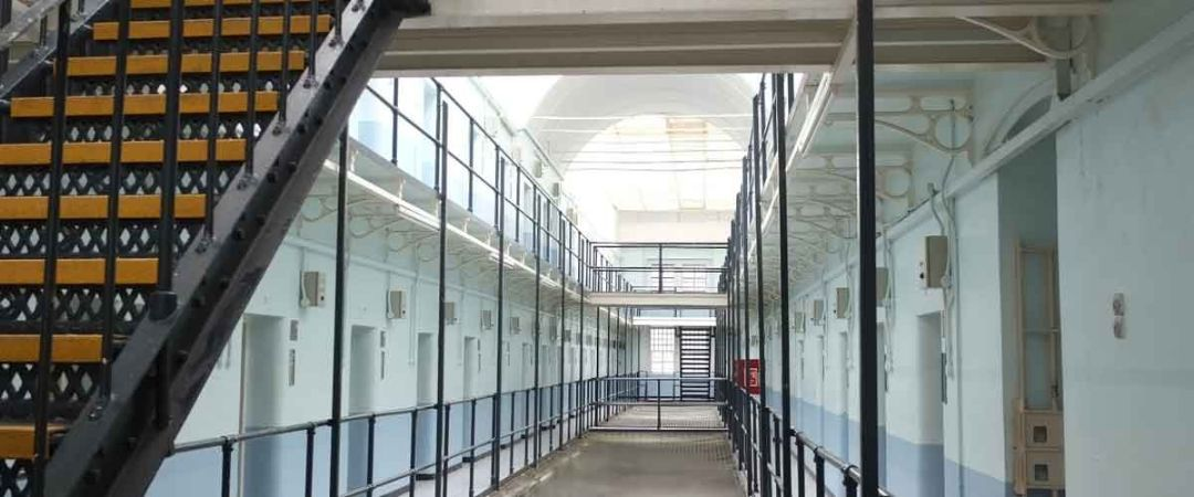 Live in Shepton Mallet prison