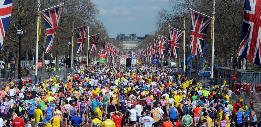 The London Marathon Property Price Per a Mile