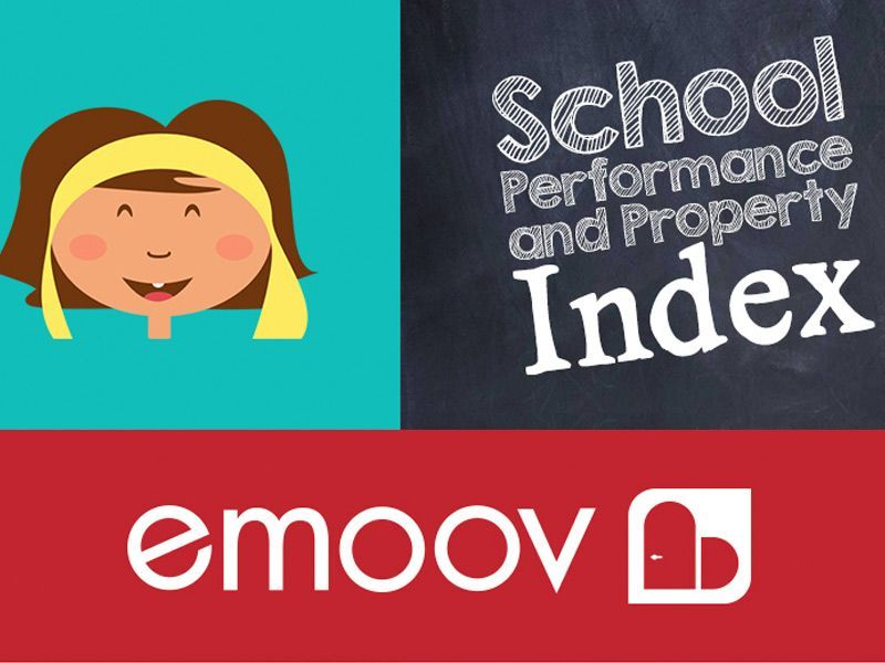 eMoov's School Performance & Property Price Index