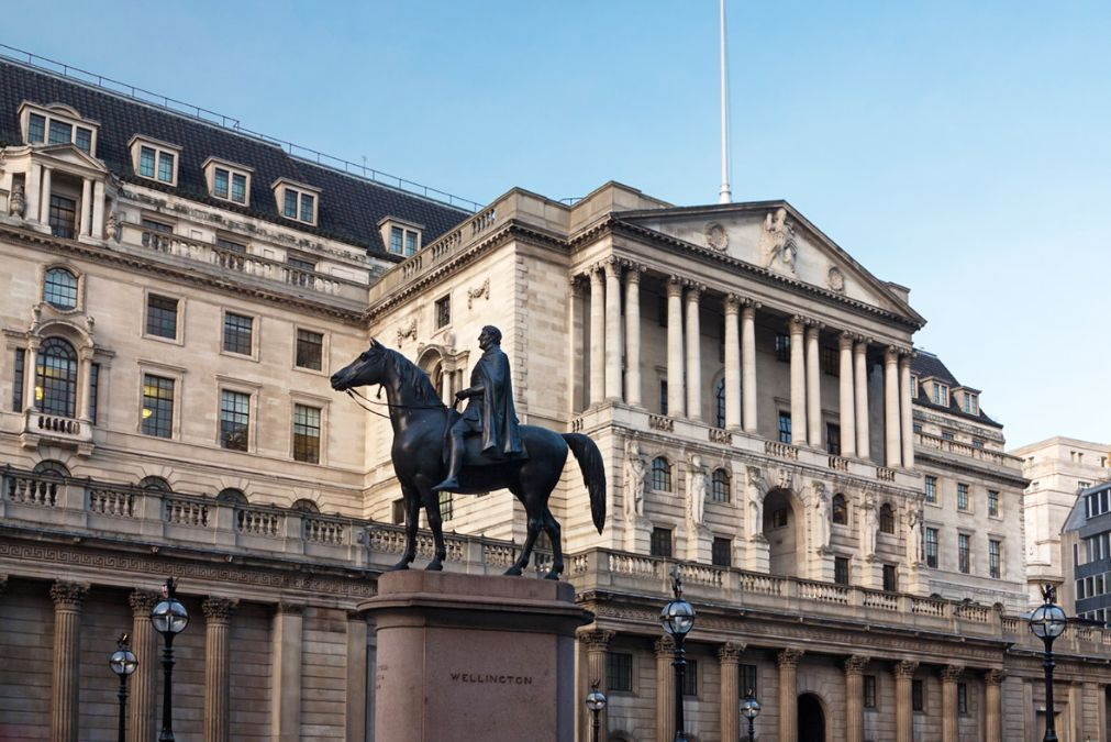 Bank of England Continues to Freeze Interest Rates