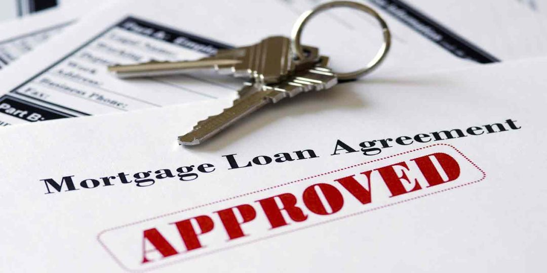 April's Mortgages Up Annually