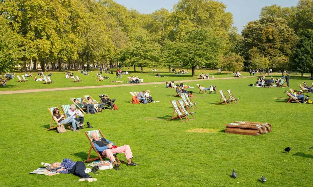 London's Greenest Boroughs for Property Under £500,000