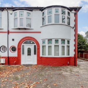 Alexandra Road South, Whalley Range, M16 8GJ