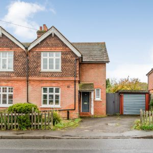 Pirbright Cottages, Fox Corner, Worplesdon, Surrey, GU3