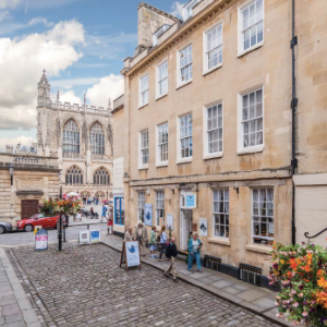 Abbey Street, Bath, BA1