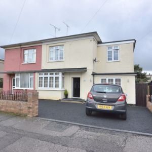 King George VI Avenue, East Tilbury, Tilbury, Essex, RM18