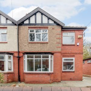 Mount Road, , Manchester, M24