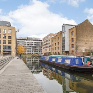 Downham Wharf, Hertford Road, London, N1