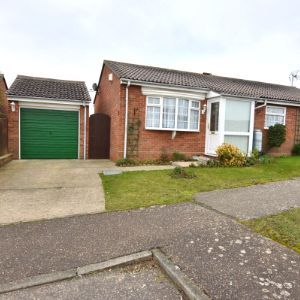 Burnham Close, Walton On The Naze, CO14