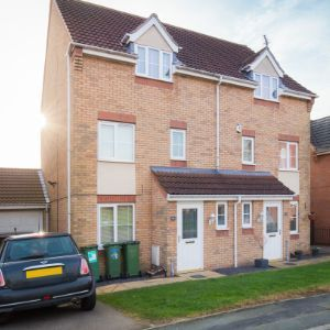 Slade Close, Leicester, Leicestershire, LE3