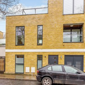 New Claremont Apartments, Setchell Road, London, SE1