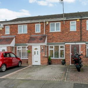 Chichester Avenue, Dudley, West Midlands, DY2