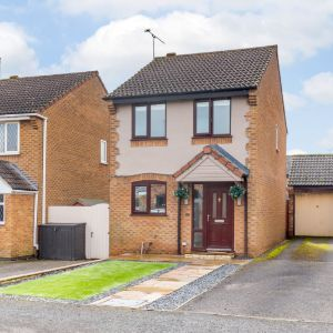 Meadow Close, Horsley, Ilkeston, DE7