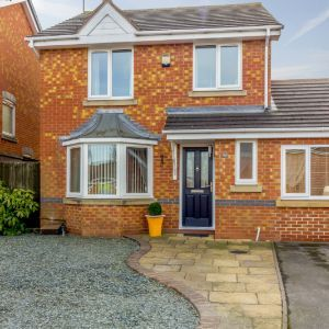 Holme Close, , Ilkeston, DE7