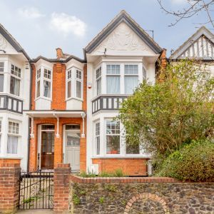 New River Crescent,  London N13