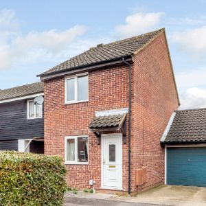 Lime Close, Stevenage, SG2