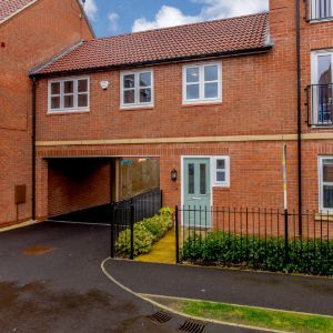 Vicarage Walk, Chesterfield, S43