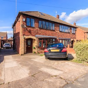 Glastonbury Gate, Scawsby, Doncaster DN5 8PD