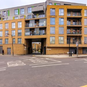 Chesworth Court, 17 Fulneck Place, London,  E1