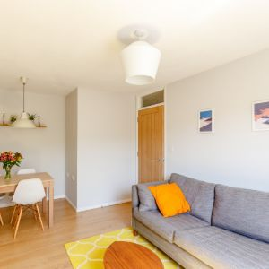 Flat, 9 Abbey Parade, SW19
