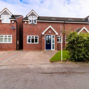 Brackleys Way, Solihull B92
