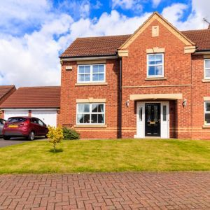 Quantock Court, Sleaford, NG34
