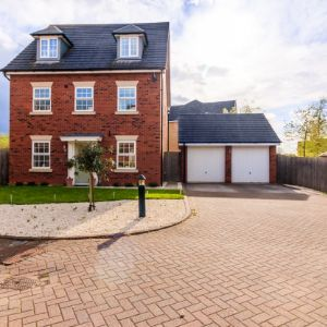 Naylor Crescent, Nantwich, CW5