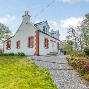 Portree Road, Dunvegan, Isle Of Skye, IV55