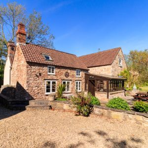 Old ford cottage, Coxley Wick, Wells, BA5