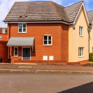 Thoresby Drive,  Hereford, HR2 7RF