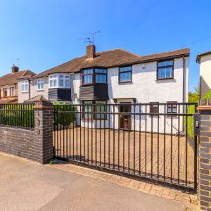 Wensleydale Avenue, Clayhall, Ilford, Essex, IG5