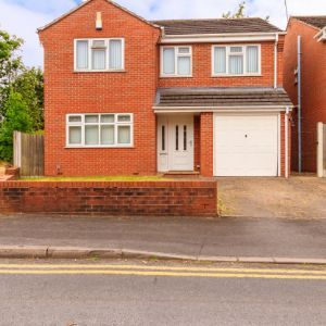 Barrington Close, Oxley, Wolverhampton WV10