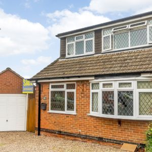 Croft Gardens, Melton Mowbray, LE14