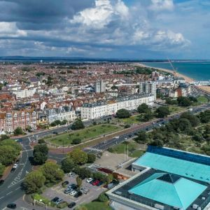 South Parade, Glendower Apartments, Southsea, PO5