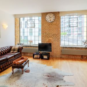 Flat, Chandlery House, 40 Gowers Walk, London, E1