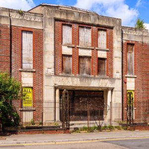 Former Trehafod Memorial Hall and Institute, Trehafod Road, Pontypridd CF37