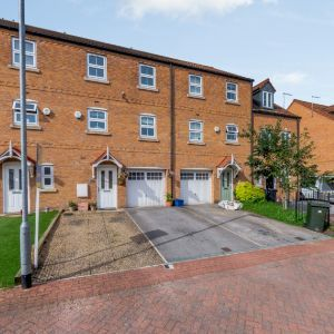 Goldfinch Court, Wath Upon Dearne, Rotherham, S63
