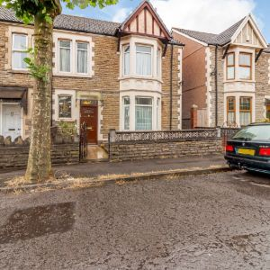 Connaught Street, Port Talbot, SA13