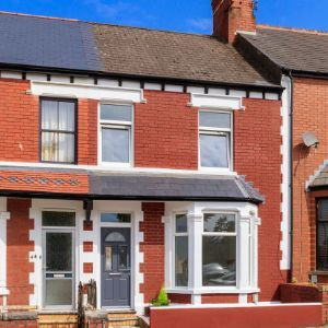 Wyndham Street, Barry, CF63
