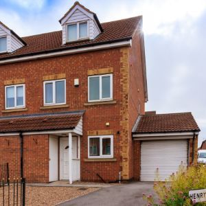 Henry Court, Rotherham, S62