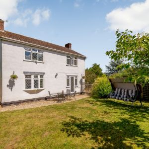 West Road, Tetford, Horncastle, LN9