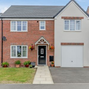 Went Meadows Close, Maryport, CA15