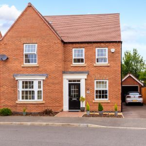 Suffolk Way, Swadlincote, DE11