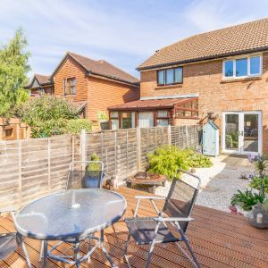 Nicotiana Court, Church Crookham, Fleet, GU52