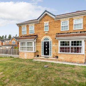 Burghley Close, Sheffield, S25