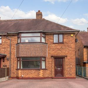 Quinton Road West, Birmingham, B32