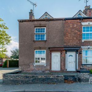 Cheadle Road, Uttoxeter, ST14