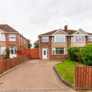 Fivefield Road, Coventry, CV7